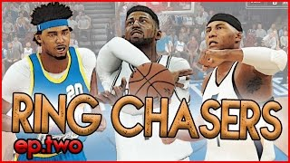 RING CHASERS EP.2 - OH SNAP! CRAZY SEASON OPENER!