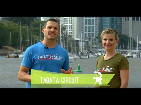 CrossFit No Equipment Workout: High Intensity Interval Training ...