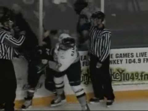 Scott Ramsay vs. Mitchell Callahan