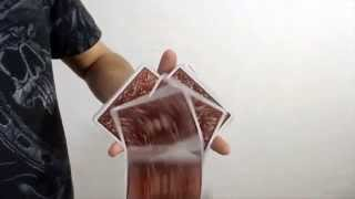 Waterfall Playing Cards Cascade Cardistry