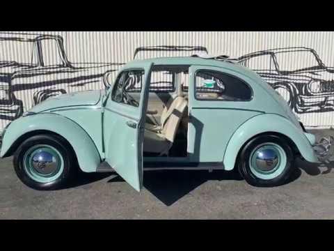Video of '61 Beetle - PO4E