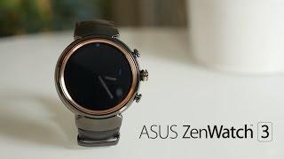 Meet the ZenWatch 3 | ASUS | Kholo.pk