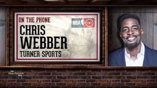 Chris Webber Talks Duke Freshman vs Fab 5, Michigan & More w/Dan Patrick   Full Interview   11/8/18