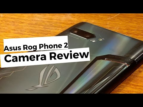Asus Rog Phone 2 Camera Review