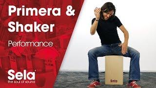 Primera + Mini Cajon Shaker Videos 2