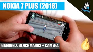 Nokia 7 Plus Benchmarks, Gaming and Camera Samples