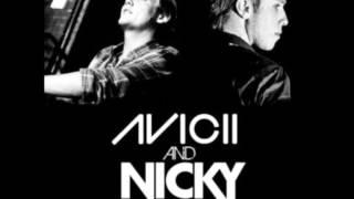 Avicii vs Nicky Romero - I Could Be The One (Nicktim) Lyrics