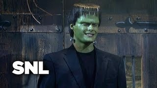 The Curse of Frankenstein - SNL