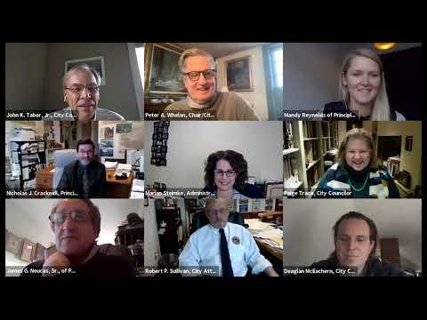 01.19.21 McIntyre Subcommittee Meeting
