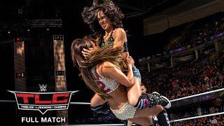 FULL MATCH - Nikki Bella vs. AJ Lee – WWE Divas Championship Match: WWE TLC 2014