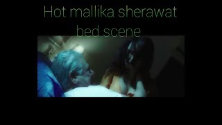 Mallika sherawat hot bed scene