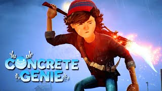 Concrete Genie Story Trailer!