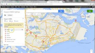Importing Spreadsheets into Google Maps