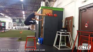 Box Hop Variations for Explosive Athletes
