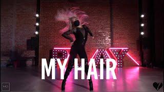 my hair - Ariana Grande - Choreography by Marissa Heart - Heartbreak Heels