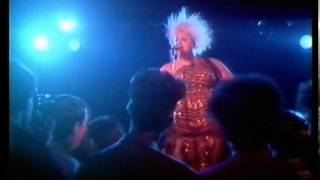 Divine - Jungle Jezabel - (Live at the Hacienda, Manchester, UK, 1983)