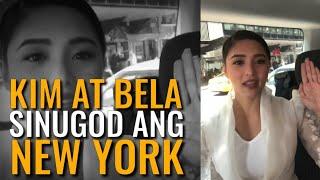 Kim Chiu At Bela Padilla Sumugod Sa New York Para Sa Independence Day