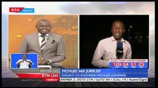 Maandalizi eneo la Bomet kwa mchujo wa Jubilee huku Laboso na Kones wakishindana