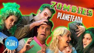 ZOMBIES Planeteada | Disney Planet