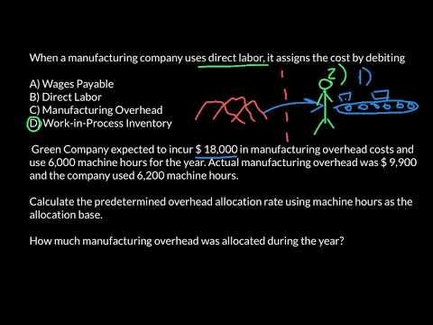 По какому счету проводить прямые расходы на труд при производстве