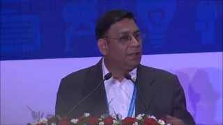 Anil Bharadwaj – What do SMEs want – at WHEF 2014@New Delhi
