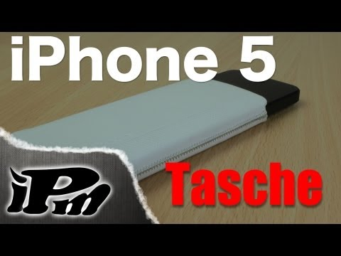 Leder iPhone 5 Tasche - Beon Pull Out [REVIEW]