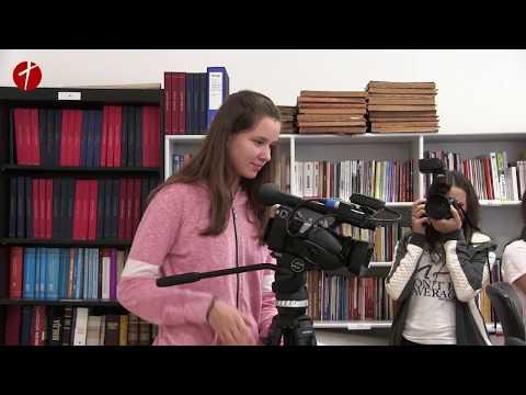 Učenice iz Novog Travnika posjetile redakciju Katoličkog tjednika