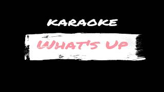 What's Up - 4 Non Blondes (Karaoke Acoustic version)