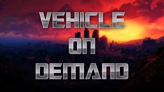 Vehicle On Demand [.NET]