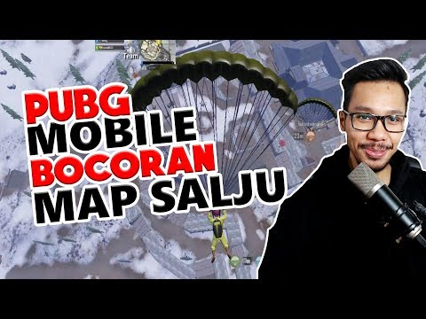 MAP SALJU TERBARU VIKENDI - PUBG MOBILE INDONESIA