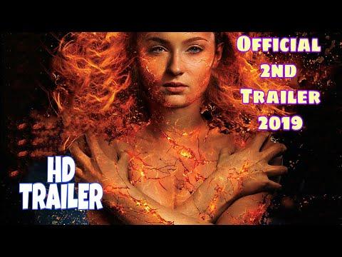 X-MEN: DARK PHOENIX Trailer #2 (2019) Jennifer Lawrence, Sophie Turner Marvel | Fan Made