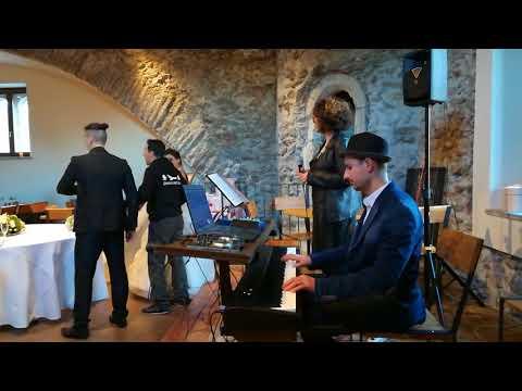 Emil Pianoman Duo Pianista,Dj e Cantante Torino musiqua.it