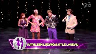 UPC's Dancing With The K-State Stars 2011: 1st Place - Kathleen Ludwig & Kyle Landau