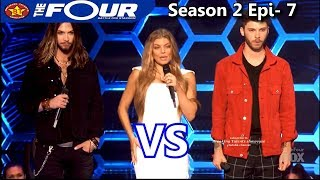James Graham Vs Jesse Kramer Comeback Challenge The Four Season 2 Ep. 7 S2E7