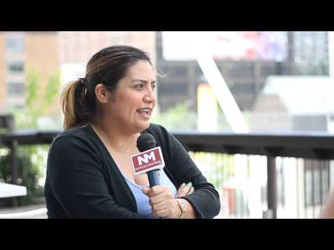 Entrevista a Cristela Alonzo - Festival Just four Laughs - Noticias Montreal