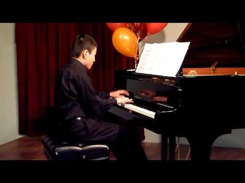 Etude tableau- Rachmaninoff