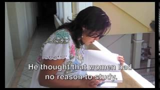 Jacinta Chan Pech, GOJoven Fellow, Mexico 2008