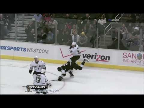 Matt Greene vs. James Neal