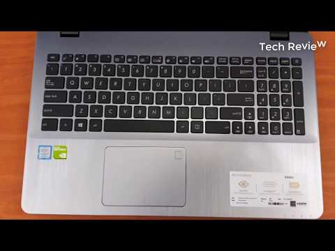 ASUS VivoBook X542UN 8th Generation With Nvidia MX150 Review and Benchmark