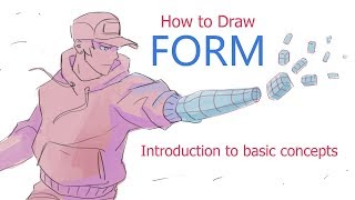 How to Draw Form: Basics for Drawing Characters in 3D