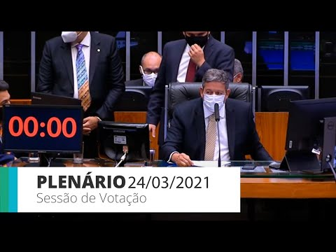 Plenário conclui votação de projeto que amplia vagas de UTI no SUS para Covid-19 - 24/03/21