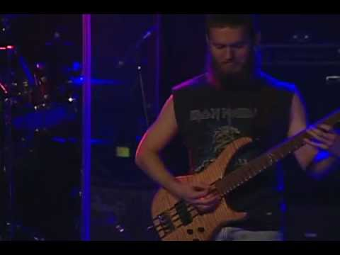 Moon Traveler Live at SPC - Three Part Bass Invention Solo