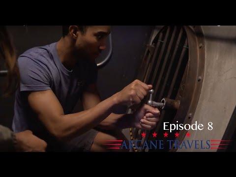 The Escape Game Austin! Prison Break! - Episode 8
