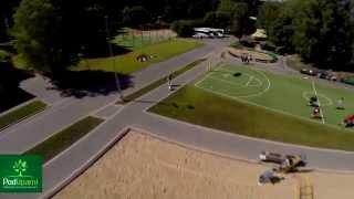 preview picture of video 'Pod Lipami Ośrodek Wypoczynkowy w Lidzbarku'