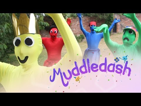 Muddledash - Live Action Launch Trailer thumbnail
