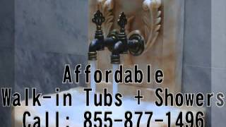 preview picture of video 'Install and Buy Walk in Tubs Suffolk, Virginia 855 877 1496 Walk in Bathtub'