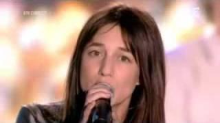 Charlotte Gainsbourg - Heaven can wait aux Victoires de la Musique 2010
