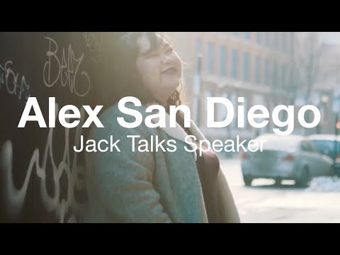 Meet Alexandra San Diego, Jack Talks Speaker in Edmonton, AB.