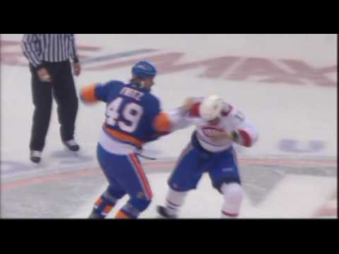 Mitch Fritz vs. Georges Laraque