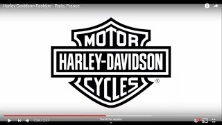 2020 H-D Motorclothes Fall Fashion